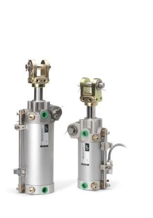Our new CLRC cylinders designed for welding processes