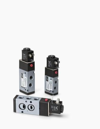 EJ and NJ: two new valve series for improved performance